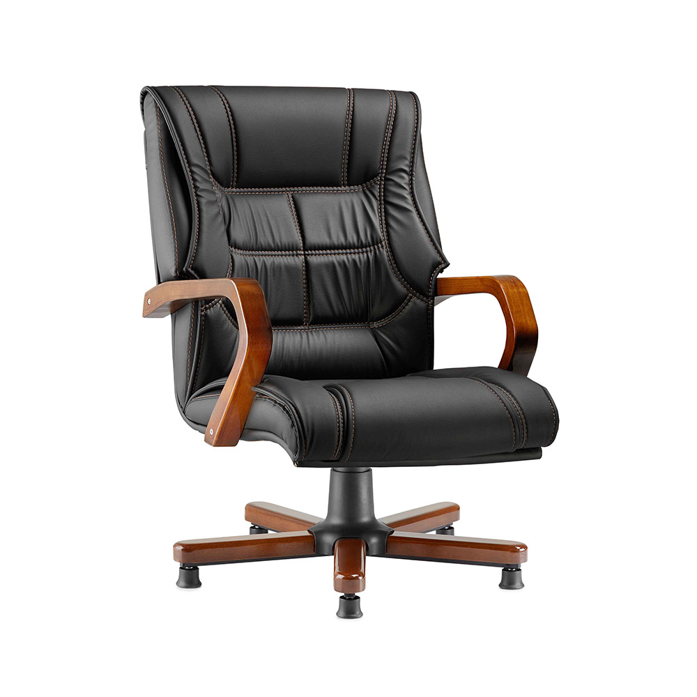 SANCAR – Guest Office Chair – Star Leg – Office Chairs, Office Chair Manufacturer, Office Furniture