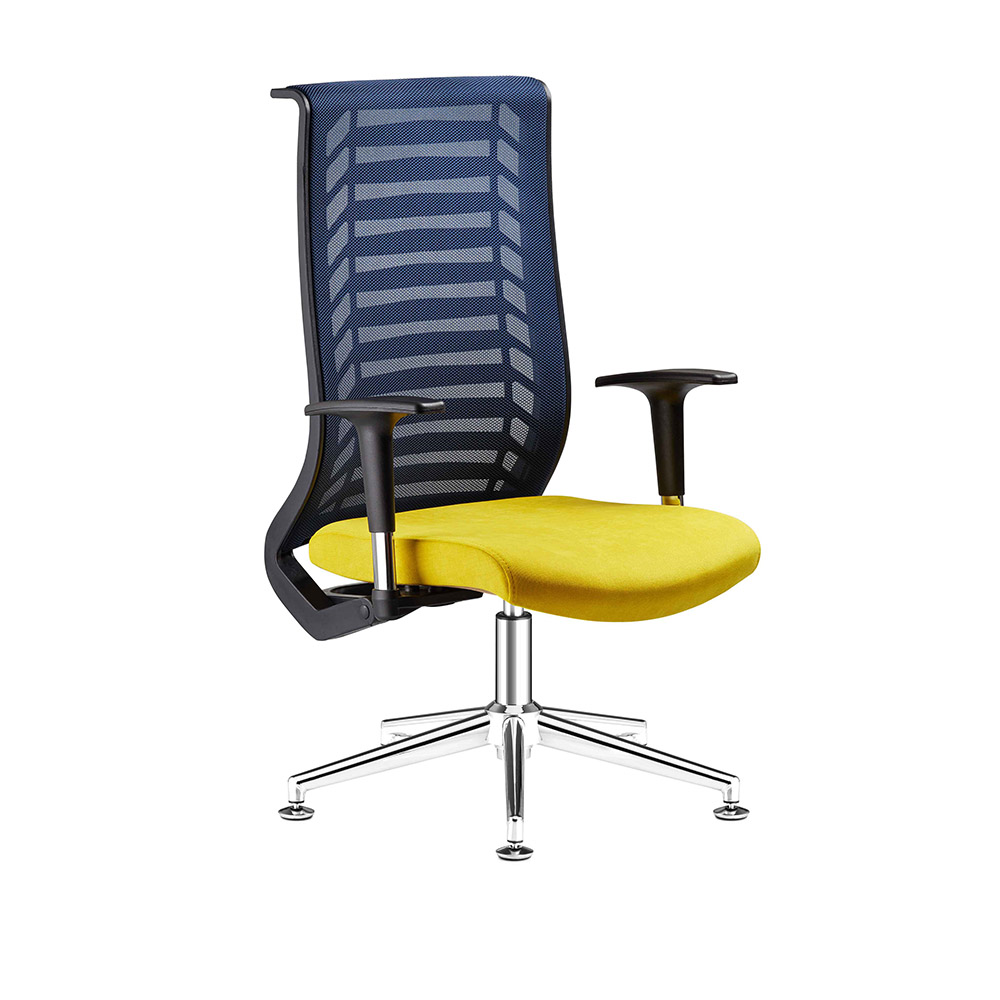 SAHARA – Guest Office Chair – Star Leg – Office Chairs, Office Chair Manufacturer, Office Furniture