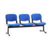 AWAX - Waiting Chair - Triple - Office Chairs, Office Chair Manufacturer, Office Furniture