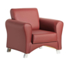 LISSA - Office Sofa - Single - Office Chairs, Office Chair Manufacturer, Office Furniture
