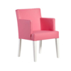 LIDYA - Cafe Chair - Single - Office Chairs, Office Chair Manufacturer, Office Furniture